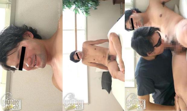 HUNK CHANNEL – HAND-0049 – 格闘技経験のストリート男子 まさと(22)が初めて男性にちんこをしゃぶられる
