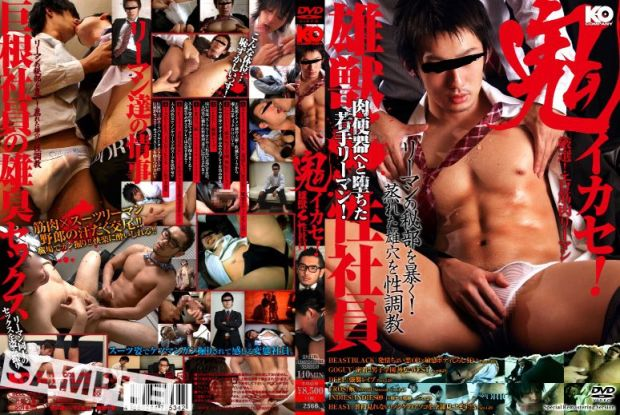 KO BEAST Tokyo Boys Delusional Sex With Porn Stars 妄想世界でイケメンビデオモデルと合体しちゃう!?