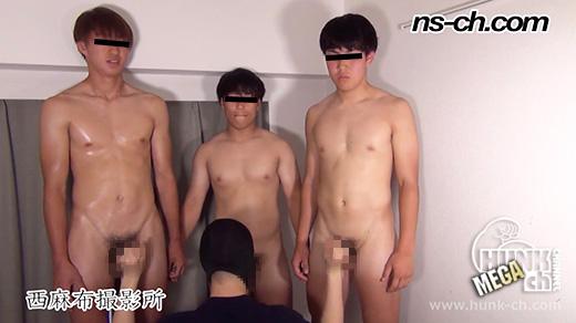 Men's Rush – MN-0036 炎ぉ〜の〜スペルマアタックぅ〜♪21歳空手家大学生☆彡