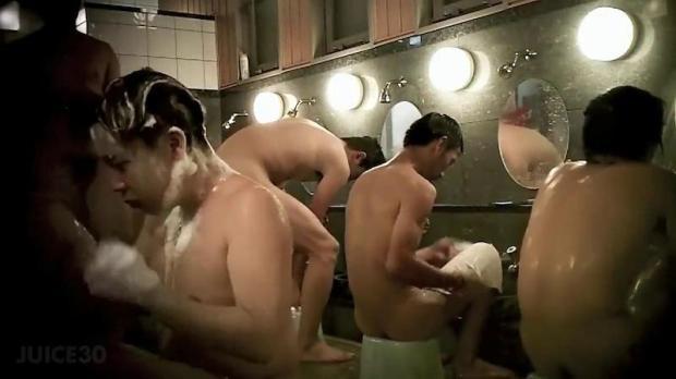 Japanese Bathhouse Spy Cam 浴場潜入密着