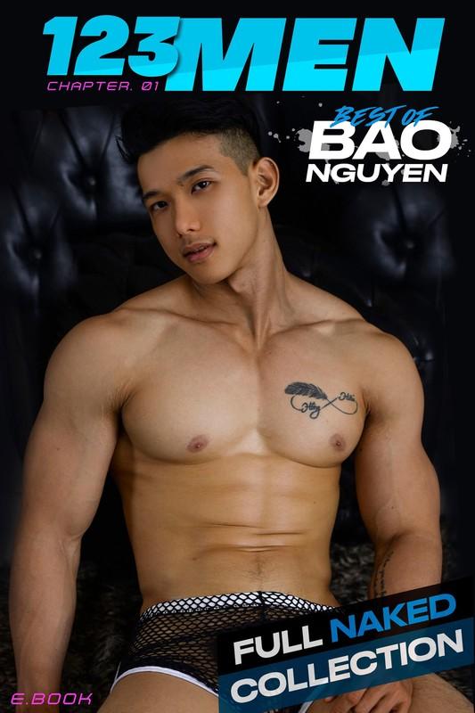 123MEN 01 – Bao Nguyen first naked [Ebook+Video]