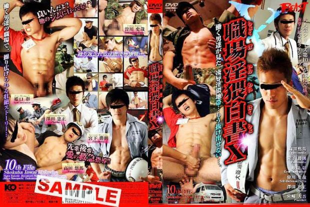BEAST – 職場淫猥白書 X (Naughty Workplace White Paper 10)