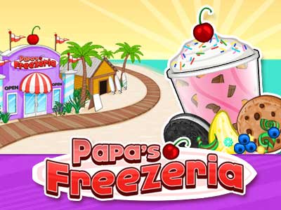 friv papas freezeria
