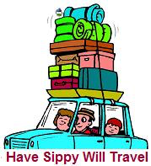 Have Sippy Will Travel