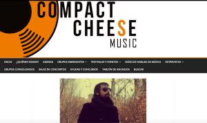 Compact Cheese Music habla de lo nuevo de Jumi Luzón