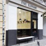 Außenansicht des Five Elephants