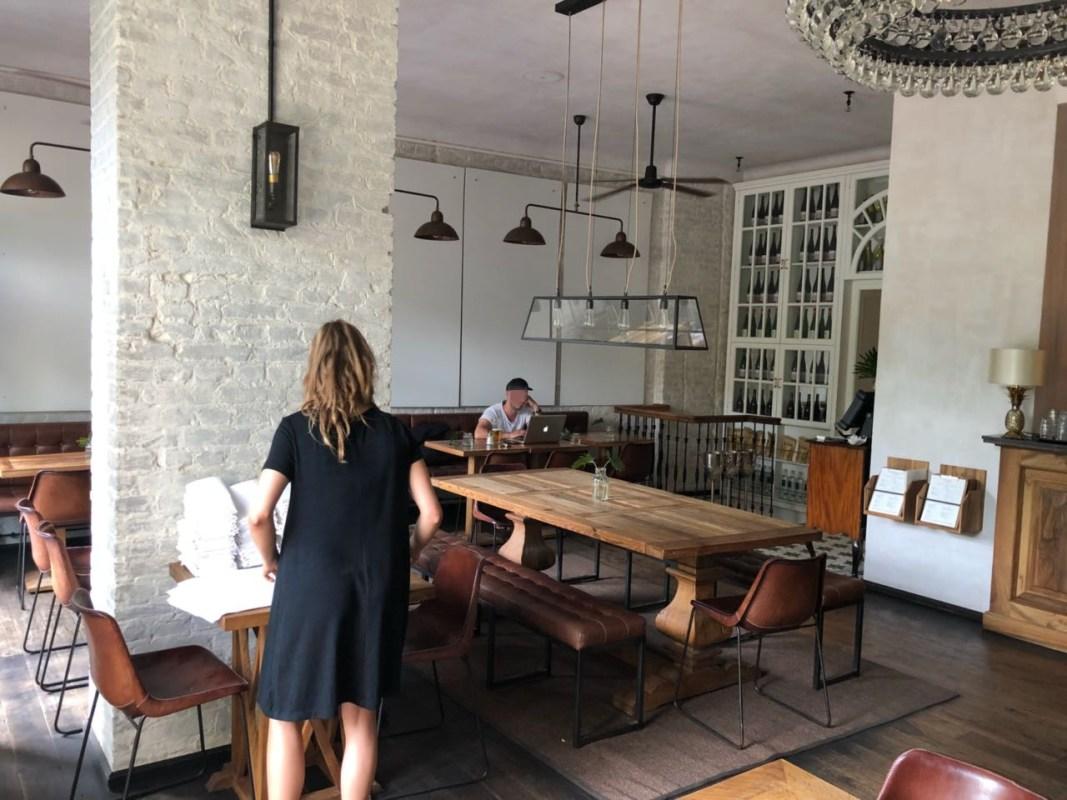 Spindler Restaurant Exquisite Cuisine In Berlin Kreuzberg Jump