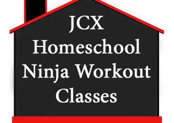 Homeschool Ninja Workout Classes