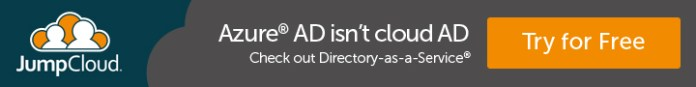 Replace AD with JumpCloud
