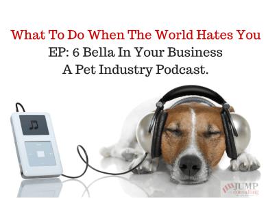 podcast pet sitting