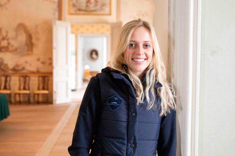 Interview Rising Star Laura Klaphake At Chio Aachen
