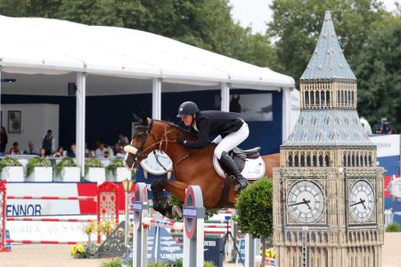 Jos Verlooy & Jacobien Dwerse Hagen Triumph In €93,300 Jump-off Class CSI  5* At LGCT Of London – JUMPER NEWS