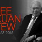 自分を信じる強さが全て。リー・クアンユー初代首相を想う。
