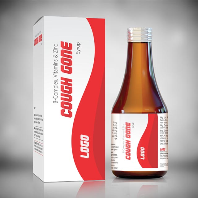 Here is a simple label featuring a plastic syrup bottle mockup that is placed on a table with a front view, where other objects are also placed. Syrup Bottle Mockup Jumpingideas