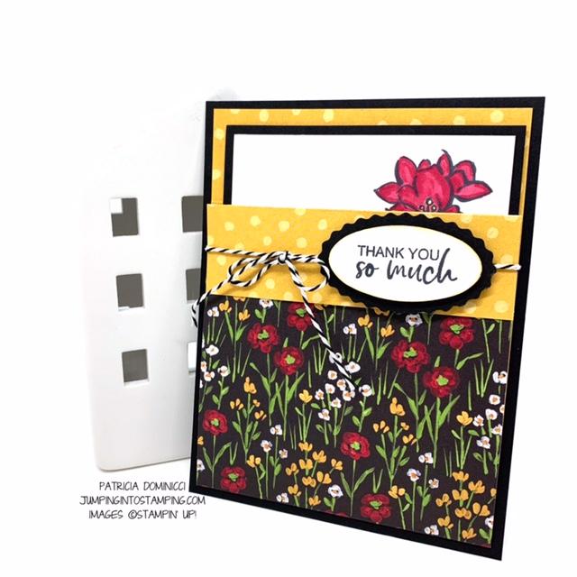 Flowers & Field Card