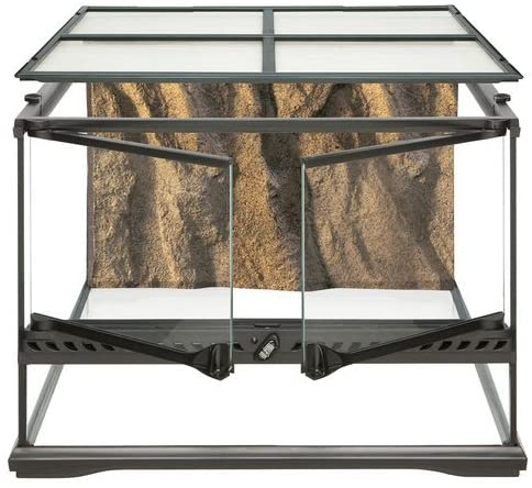 Exo Terra Short All Glass Terrarium