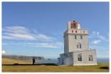 Lighthouse at Dyrhólaey
