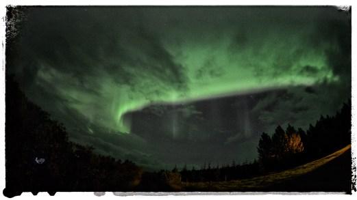 Northern Lights from Giljalandi