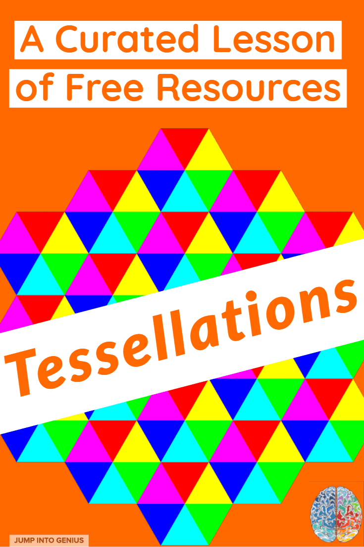 Tessellations: A curated lesson of free resources