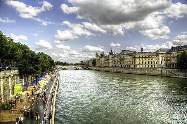 Paris Plage, France