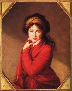 Elisabeth-Vigee-Lebrun-Portrait-of-Countess-Golovine-Oil-Painting
