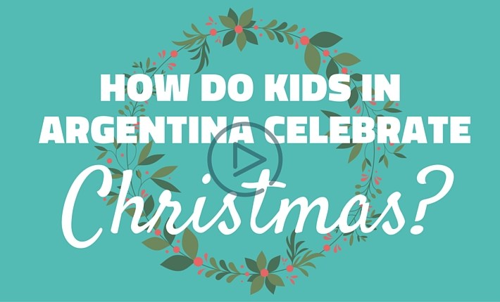 find out what the festive season is like in other countries we are flying over to south america to find out how kids in argentina celebrate christmas