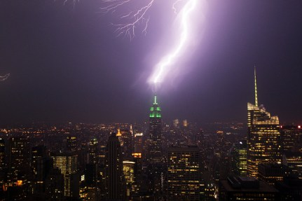 lightning empire state