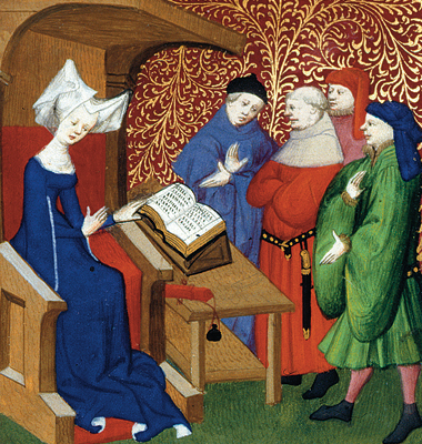 women of the middle ages