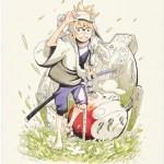 岸本斉史先生原作の「サムライ8 八丸伝」が来春ついに新連載キタ―――(゚∀゚)―――!!