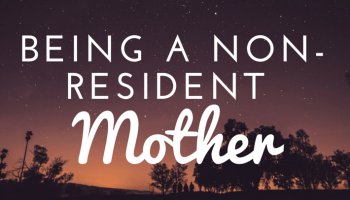 Being a Non-Resident Mother - Lyndsey's Story