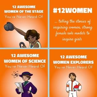 #12WOMEN