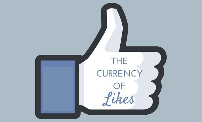 The Currency of Social Media Likes