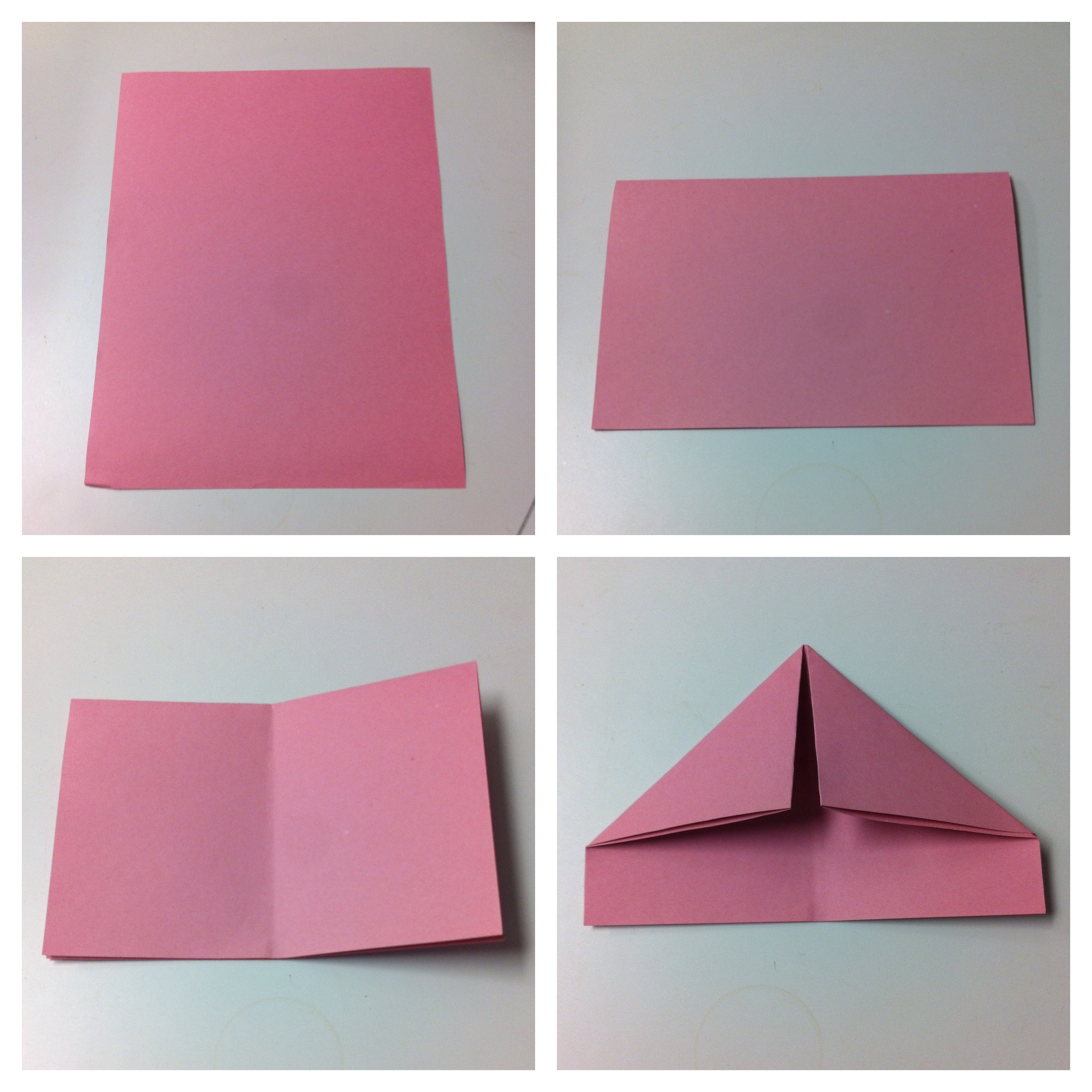 Origami Craft For Kids Paper Boats
