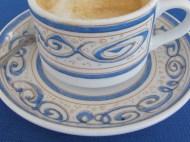 coffee at Don Peppone in Las Arenasb