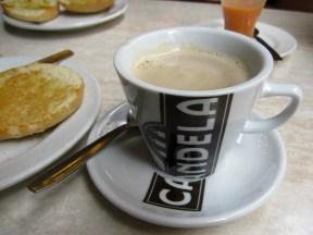Coffee in Toledo
