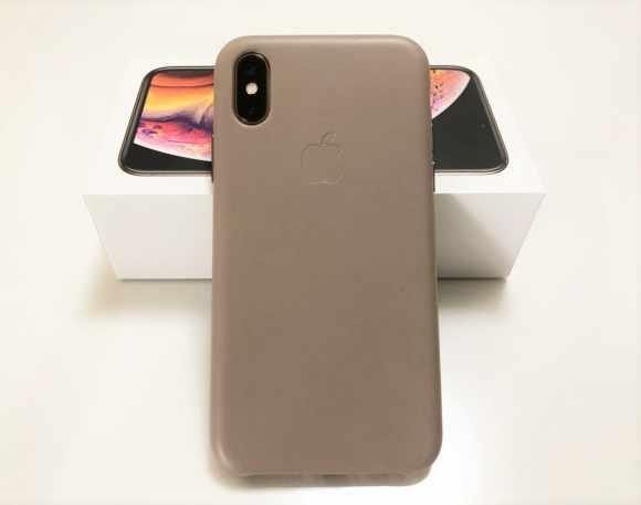 iPhoneXSのケース