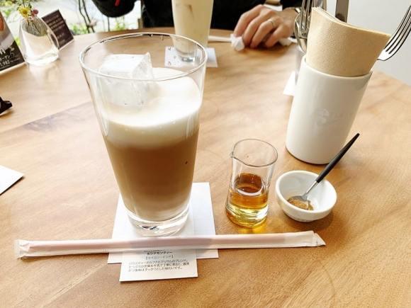 カフェのドリンク