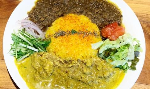 コバチ咖喱のカレー2
