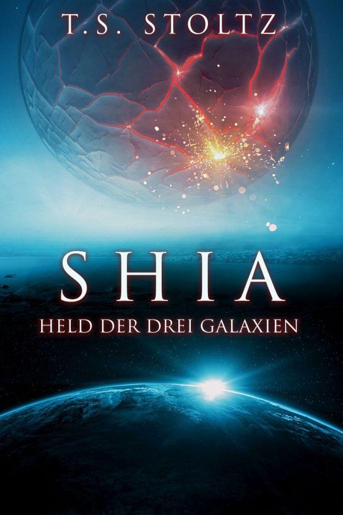 Cover Shia Held der drei Galaxien Planet Lava