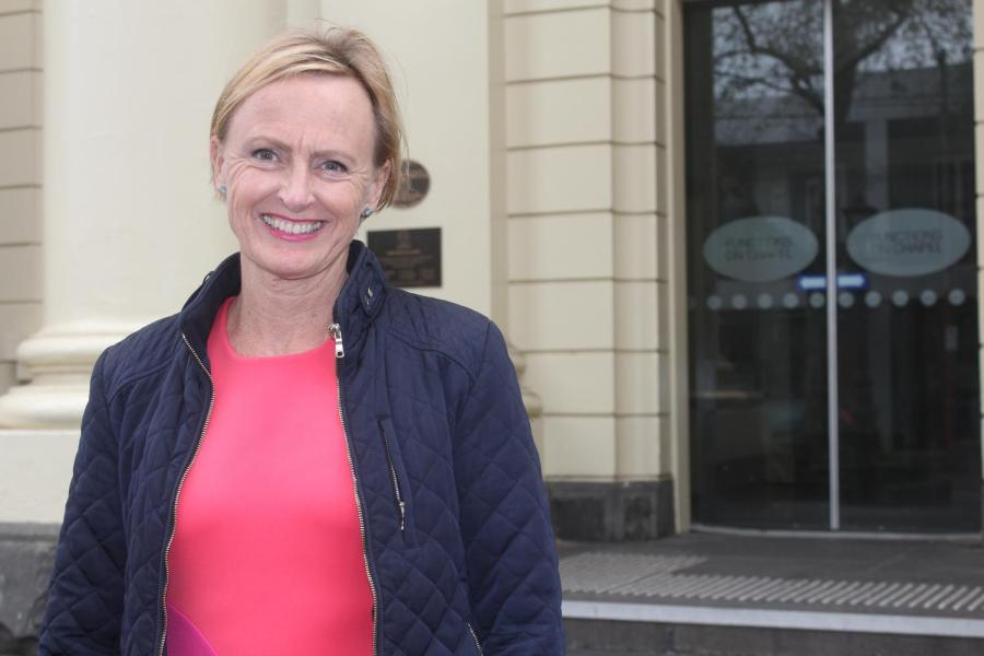 Dr Allen is seeking to regain Prahran for the Liberal Party