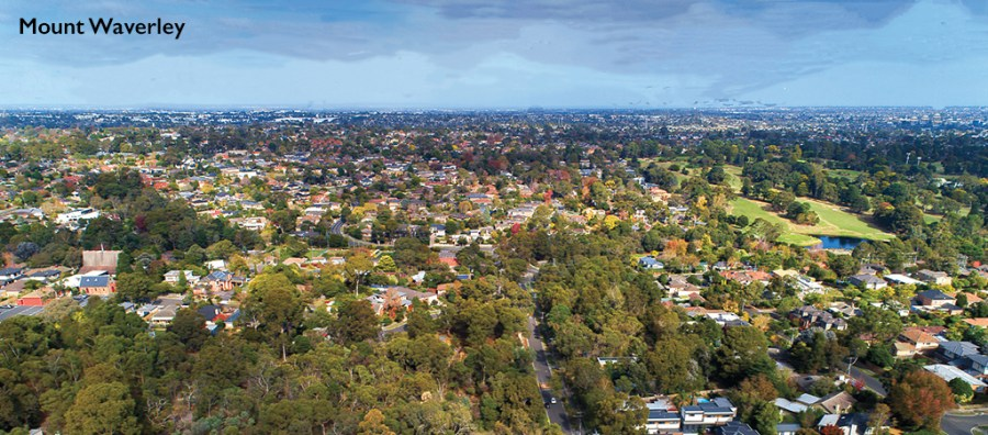 Mount Waverley: Multicultural and dynamic
