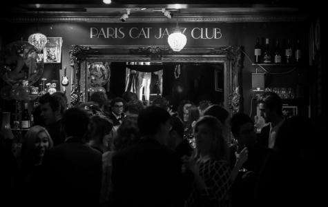 The Paris Cat: turning hot jazz into cool cash