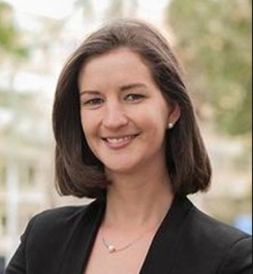 Greens candidate for Melbourne- Ellen Sandell