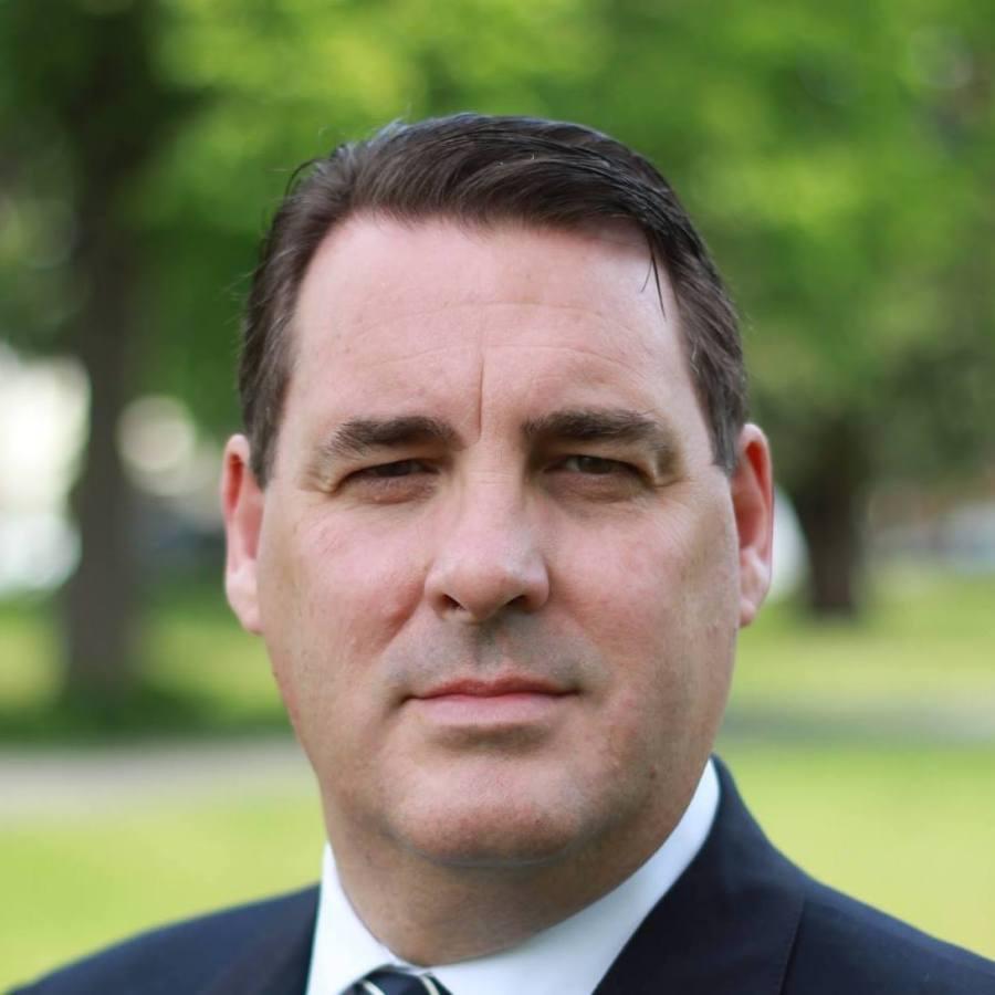 Darin Schade - Liberal candidate for Melbourne