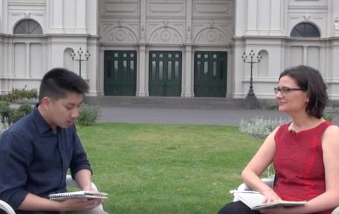 Interview with Jennifer Kanis (ALP for Melbourne)