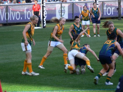 Lions dominate in South-West Football finals