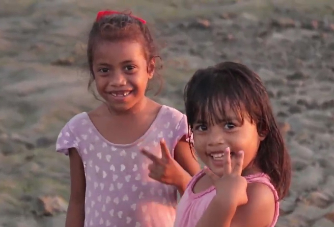 Life on Fiji's Rabi Island – simple, peaceful and full of smiles