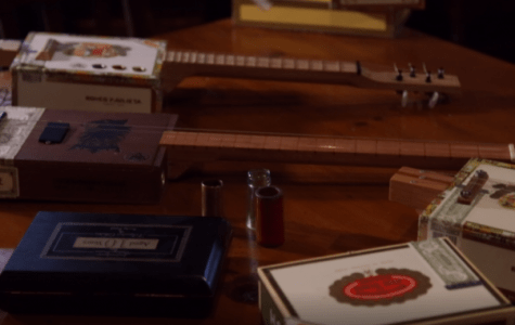 Cigar box guitars rose to prominence as improvised guitars for those who couldn't afford a normal guitar.