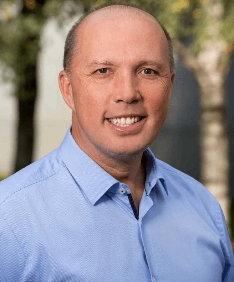Dickson MP Peter Dutton has been forced to apologise to his Labor opponent