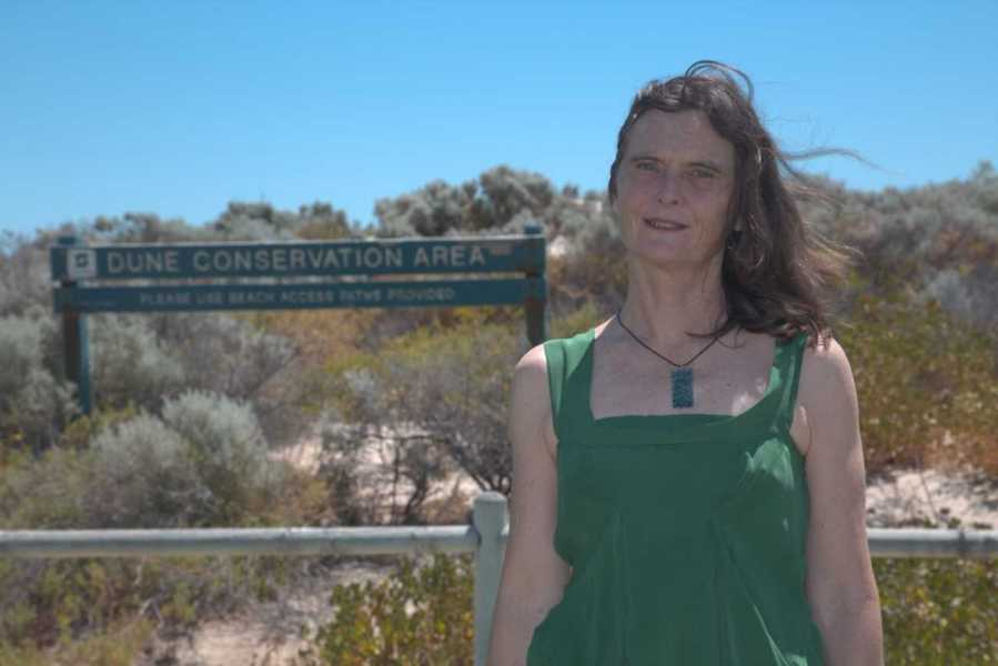 Greens Candidate  Judith Cullity